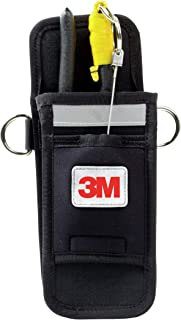 3M DBI-SALA Fall Protection For Tools, 1500102,Single Tool Holster w/Retractor For Hand Tools, Attaches To Belt andLoaded w/Innovative Features