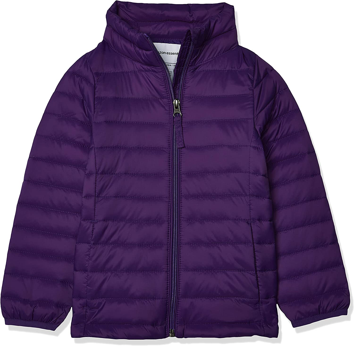 Amazon Essentials Girls' Light-Weight M Packable Time Sale item sale Water-Resistant