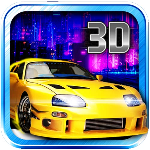 3D Street Racing fighter