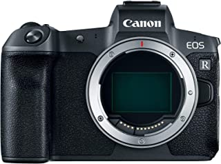 Canon EOS R Mirrorless Digital Camera (Body Only) (Renewed)