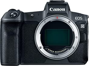 Canon EOS R Mirrorless Digital Camera (Body Only) (Renewed)