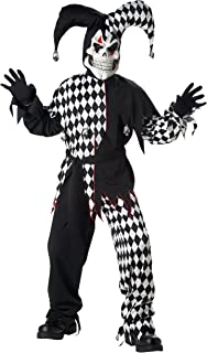 California Costumes Childrens Toys Evil Jester