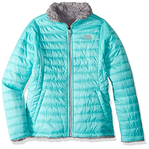 6cd2fee0f110 The North Face Girl s Reversible Mossbud Swirl Jacket