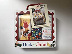 Dick and Jane Easy Breezy BackSack / Back Pack in a Metal Tin