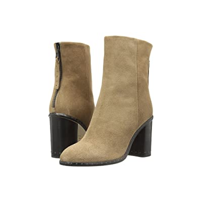 rag & bone Blyth Boot (Camel Suede) Women