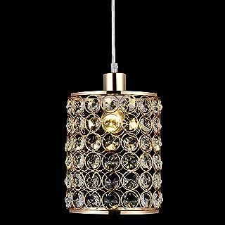 Best gold pendant light fixture Reviews