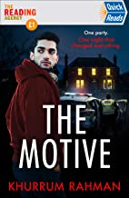 The Motive: The new gripping crime thriller short story of summer 2021 and prequel to East of Hounslow: Quick Reads 2021