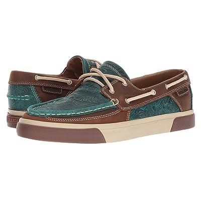 Durango Music City Boat Moc (Turquoise Mint) Cowboy Boots