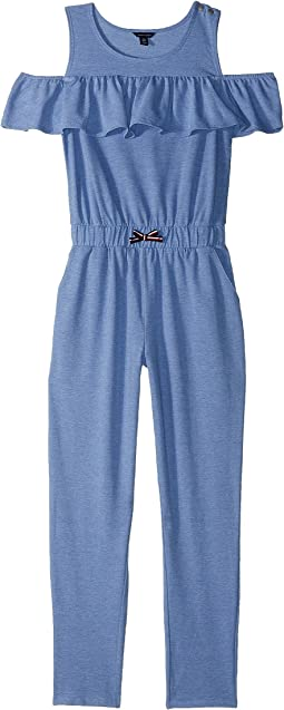 Athletic Romper (Big Kids)