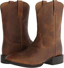 Ariat Heritage Roper Wide Square Toe