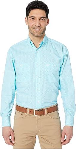 Light Turquoise/White