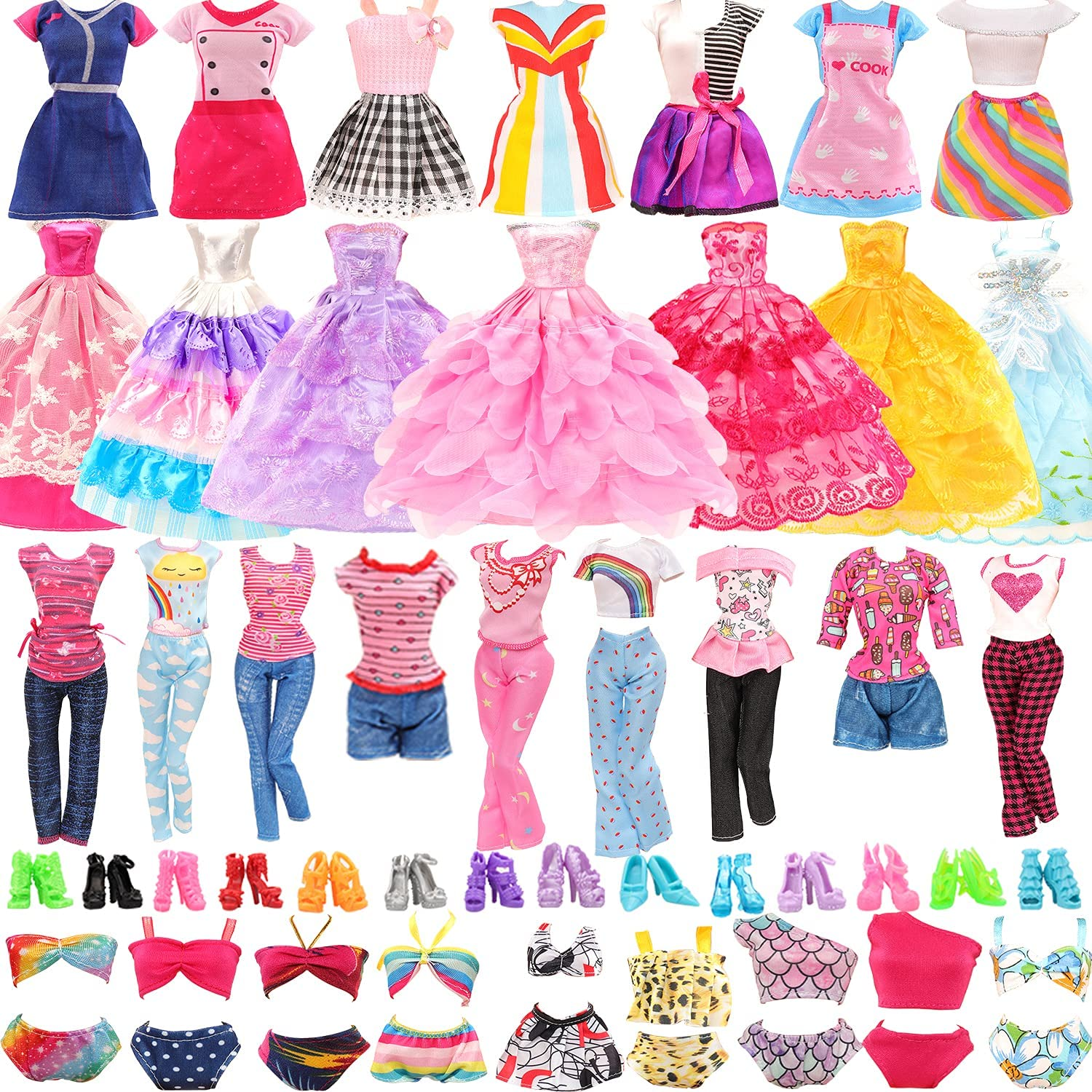 BM 22 Pack Doll Ranking TOP10 Clothes Discount is also underway and 4 Accessories PCS 2 Fashion Dresses
