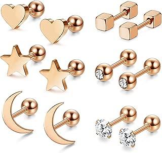 Best tiny gauge earrings Reviews