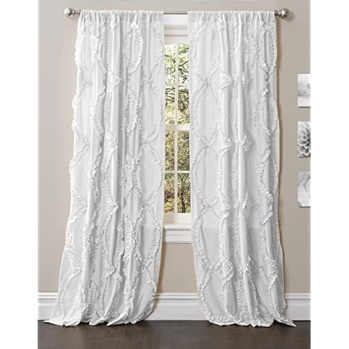 Tremendous Shabby Chic Curtains For Bedroom Amazon Com Download Free Architecture Designs Xerocsunscenecom
