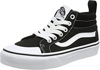Vans Uy Racer Mid, Boys' Hi-Top Sneakers