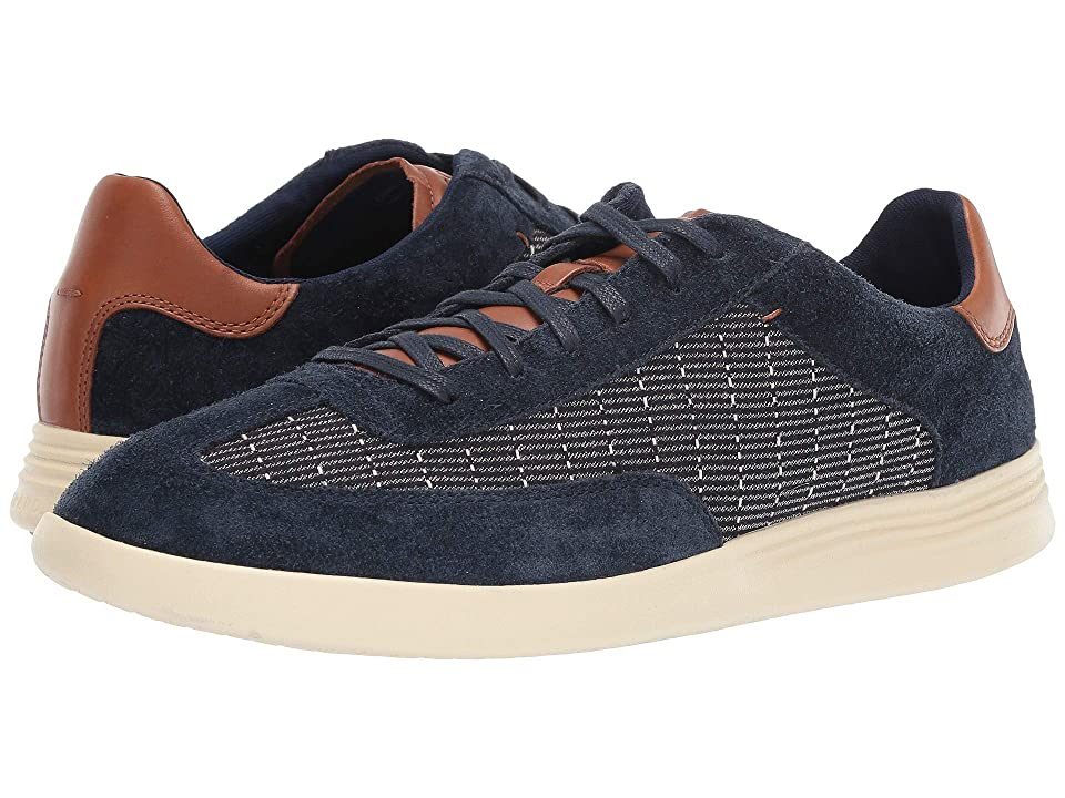 Cole Haan Grand Crosscourt Turf Sneaker (Indigo Print/Curds and Whey) Men