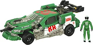 Transformers: Dark of the Moon - MechTech Human Alliance - Roadbuster with Sergeant Recon