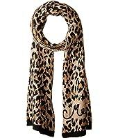 Kate Spade New York - Leopard Muffler