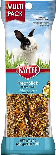 Kaytee Treat Stick Honey Flavor - Rabbit 8 oz