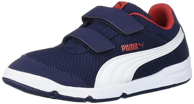 PUMA Baby Stepfleex Velcro Sneaker