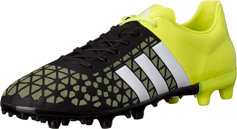 Adidas Performance Men's Ace 15.3 FG AG Soccer Cleat Black
