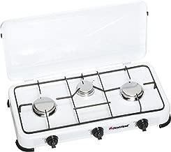 FireFriend KO-6383 Cocina de Gas, 3quemadores, 4000 W