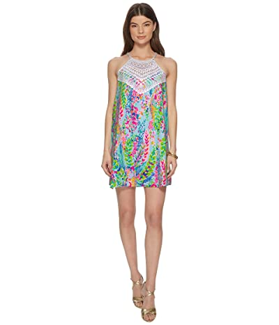 Lilly Pulitzer Pearl Soft Shift (Multi Catch the Wave) Women