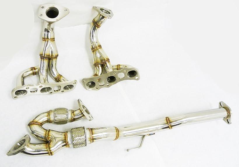 OBX Performance Exhaust Header 07-10 Nissan Altima 3.5L V6