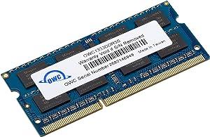 OWC 2.0GB 1333MHz 204-Pin DDR3 SO-DIMM PC3-10600 CL9 Memory Upgrade Module, (OWC1333DDR3S2GB)