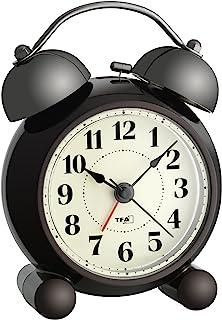 TFA 60.1014 Retro Style Twin Bell Alarm Clock