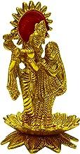 Vrindavan Bazaar Radha Krishna on Lotus