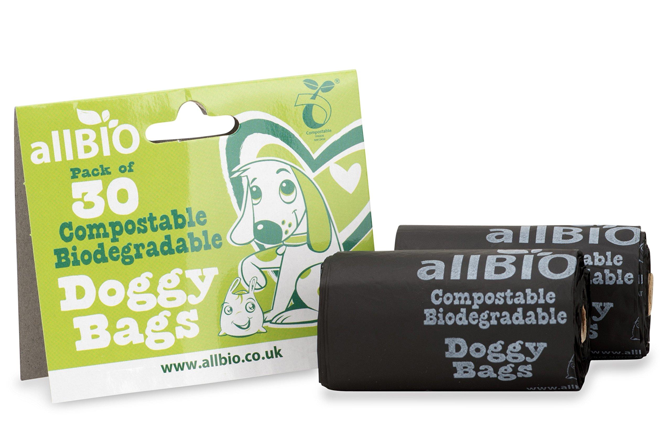 allBIO perro bolsas de caca perro Excrementos Bolsa/bolsas de ...