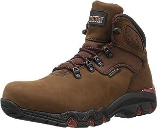 ロッキーMen 's Bigfoot Waterproof Hiker Work Boot Round Toe?–?rkyk062