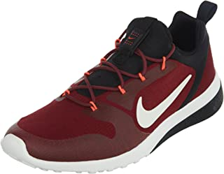 Womens Ck Racer Low Top Lace Up Running Sneaker, Red, Size 12.0