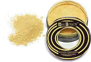 Max Touch Banana Grandeur Loose Powder MT-2445 (Color No. 2)