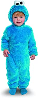 Disguise Costumes Sesame Street Light Up Cookie Monster Costume