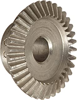 44.45mm Length Ruland FSMR32-15-12-SS Set Screw Beam Coupling 15mm Bore A Diameter Stainless Steel 31.75mm OD 11.32 Nm Nominal Torque Metric 12mm Bore B Diameter