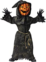 scary pumpkin costume toddler