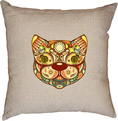 Updated Fabric Double Sided Print with Concealed Zipper /& Insert ArtVerse Katelyn Smith Maryland Canvas 26 x 26 Pillow-Faux Linen