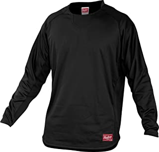 7a8219d97 Rawlings Adult Dugout Fleece Pullover