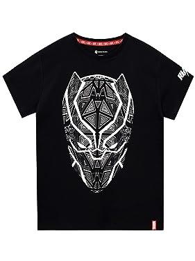 Marvel Black Panther Boys' T-Shirt
