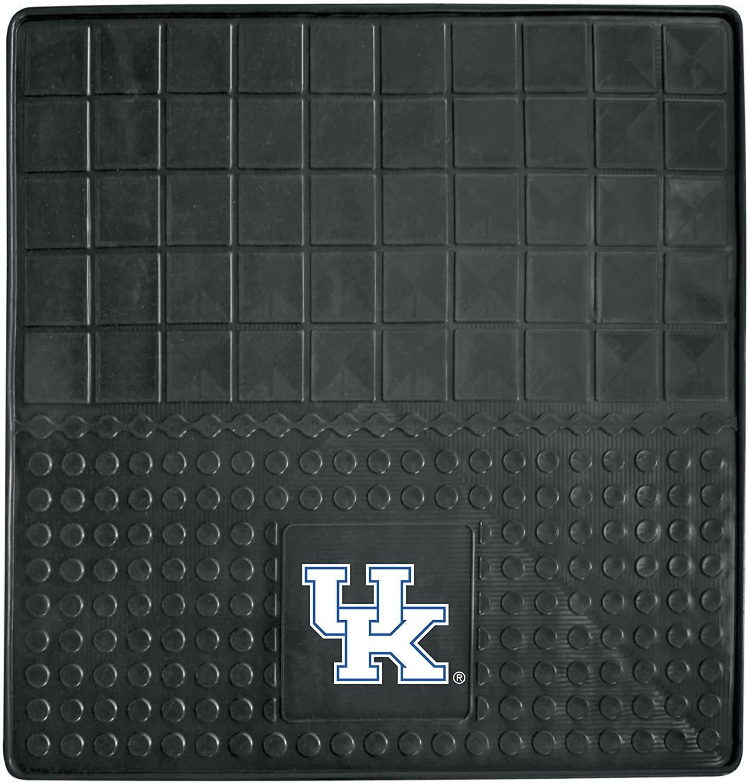 FANMATS NCAA University of Kentucky Wildcats Vinyl Vinyl Cargo Mat