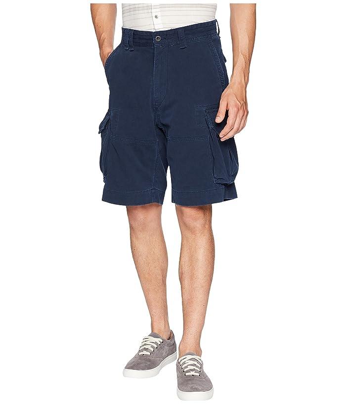 Polo Ralph Lauren Classic Fit Gellar Cargo Shorts (Aviator Navy) Men