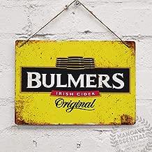 Bulmers Cider Replica Vintage Tin Sign Metal Sign TIN Sign 7.8X11.8 INCH