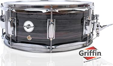 Deluxe Snare Drum by Griffin | 14