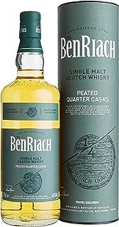 Benriach Peated Quarter Casks mit Geschenkverpackung Whisky 1 x 0.7 l