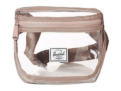 Herschel Supply Co. Fifteen (Ash Rose/Clear) Bags