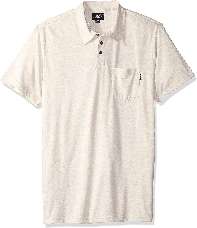 O'Neill Mens Short Sleeve Fraser Polo Shirt Shirt