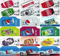 Vending-World - 18x Flavor Strip for 12 oz Cans Soda Pepsi Coke Vending, fits Dixie Narco, Vendo