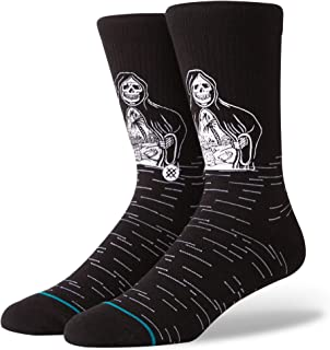 Stance Socks, Calcetines Hombre Stance X Dibujos Camiseta Tirantes Segador Greeter Calcetines